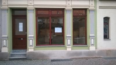 Vorderansicht Ladenlokal Rollgasse 11