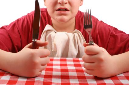Dinnieren will gelernt sein