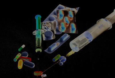 Drogen - Tabletten & Spritzen