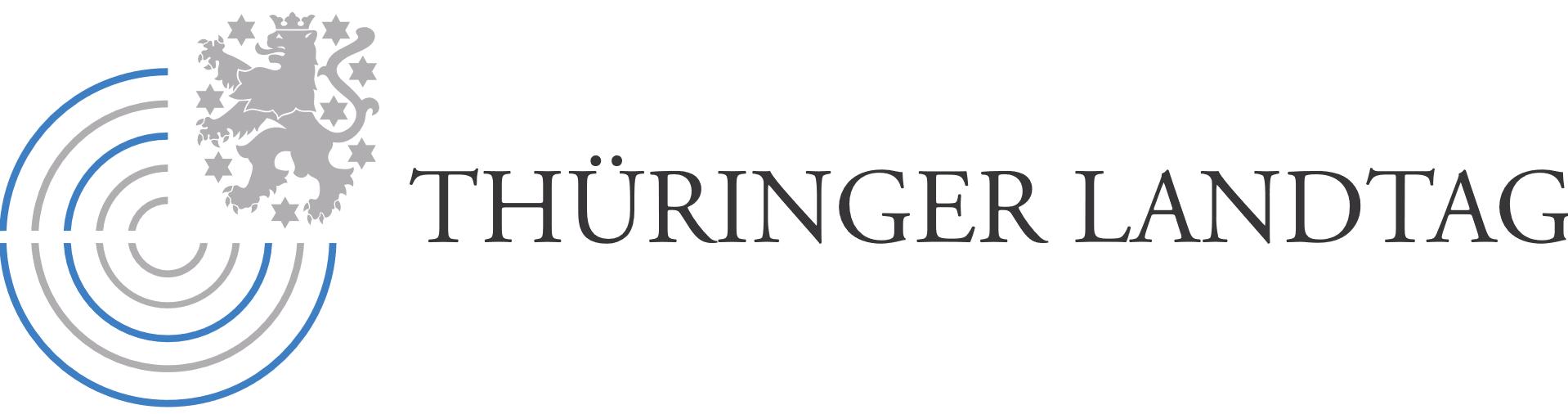 Logo des Thüringer Landtags